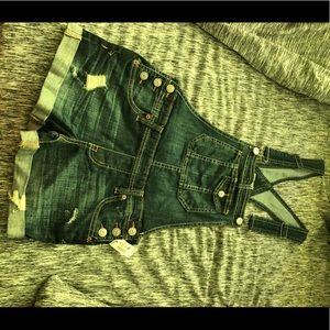 Overalls brand new with tags!